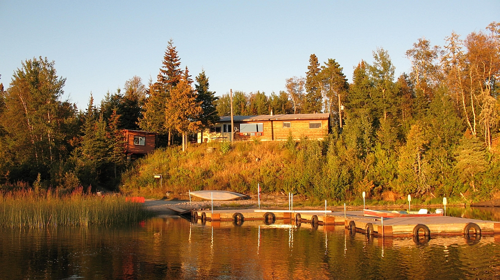 Good Canadian Fishing Cabins In Canada